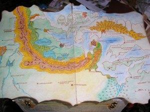 Alba's Map
