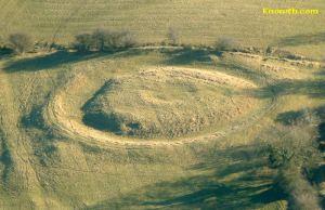 circle mound
